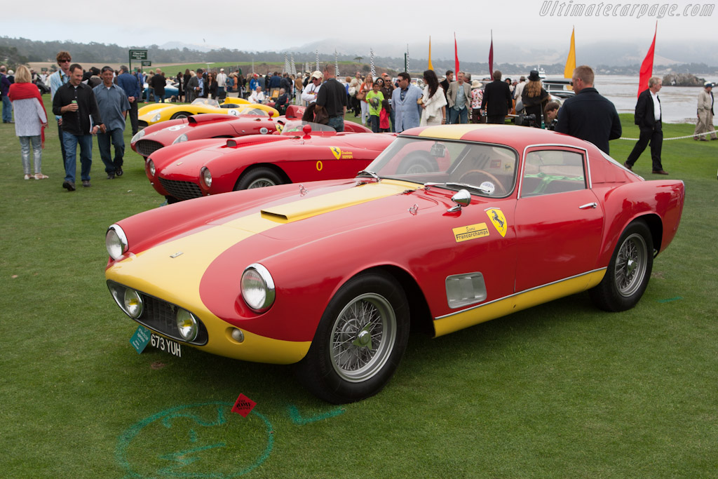 Ferrari 250 GT TdF - Chassis: 0763GT   - 2012 Pebble Beach Concours d'Elegance
