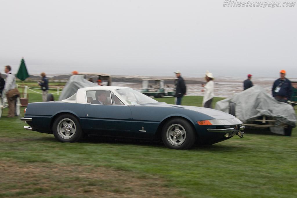 Ferrari 365 GTB/4 Daytona Speciale    - 2012 Pebble Beach Concours d'Elegance