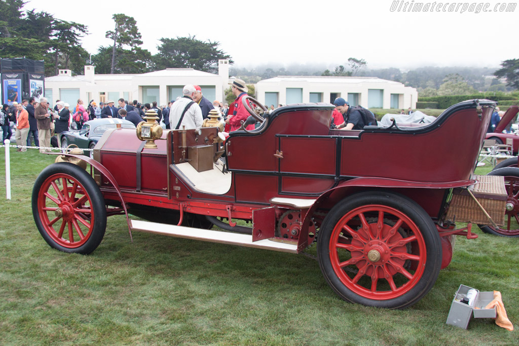 Fiat 60 hp Quimby Touring    - 2012 Pebble Beach Concours d'Elegance