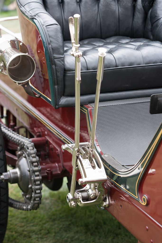 Fiat 75HP Alessio Touring    - 2012 Pebble Beach Concours d'Elegance