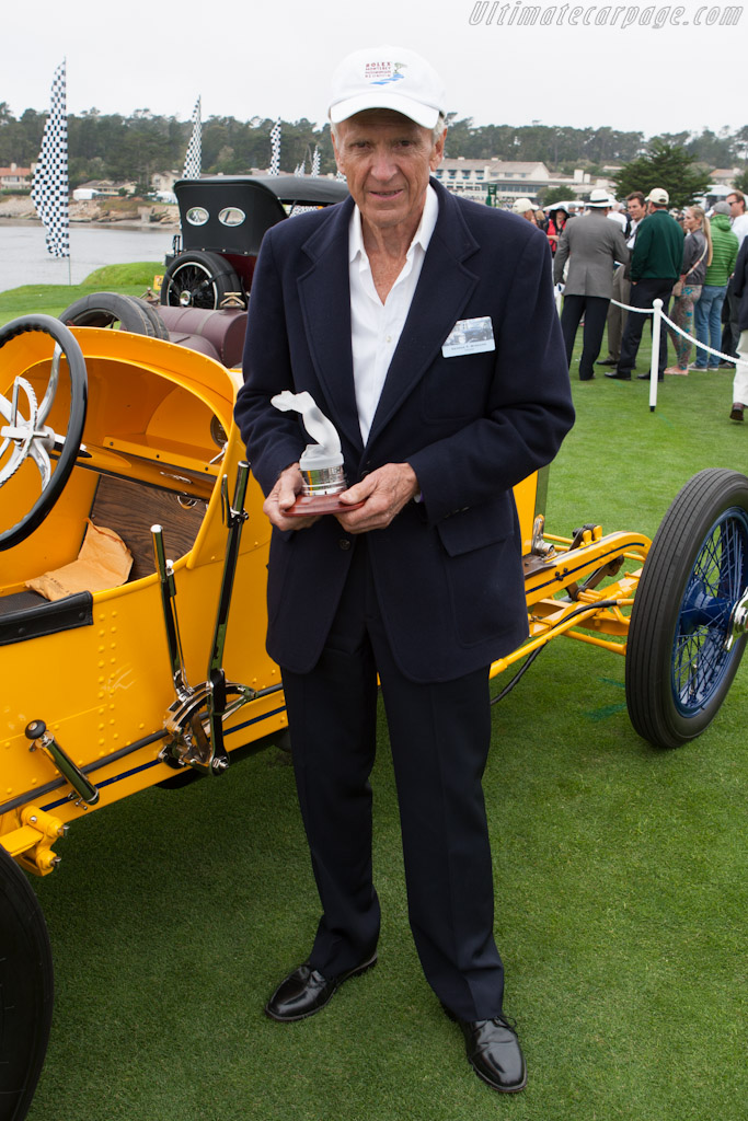 George Wingard    - 2012 Pebble Beach Concours d'Elegance