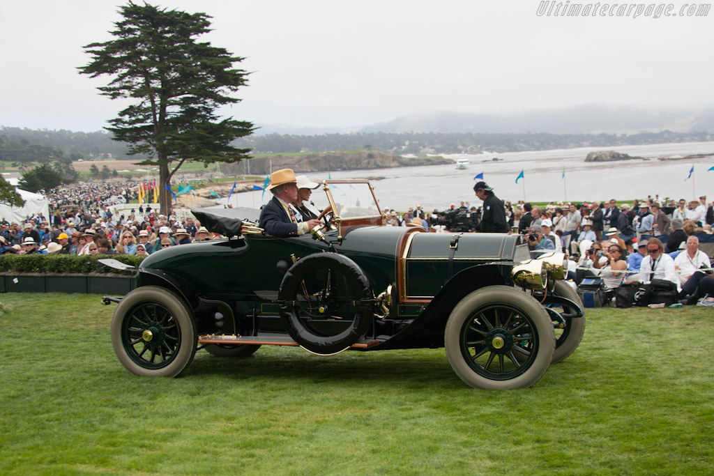 Isotta Fraschini PM Pavesi & Crespi Roadster    - 2012 Pebble Beach Concours d'Elegance