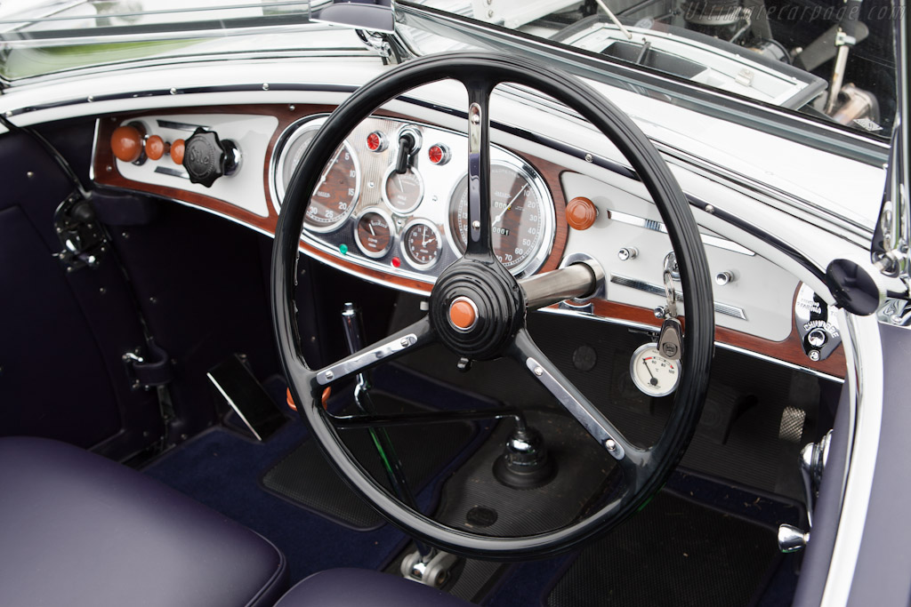 Lancia Astura Pinin Farina Convertible - Chassis: 33-5313   - 2012 Pebble Beach Concours d'Elegance