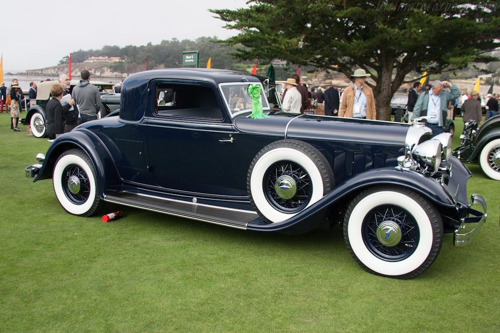 Lincoln KB Dietrich Coupe    - 2012 Pebble Beach Concours d'Elegance