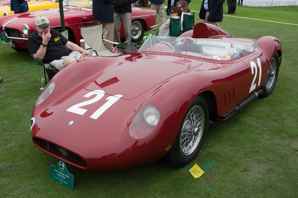 Maserati 200 SI - Chassis: 2416   - 2012 Pebble Beach Concours d'Elegance