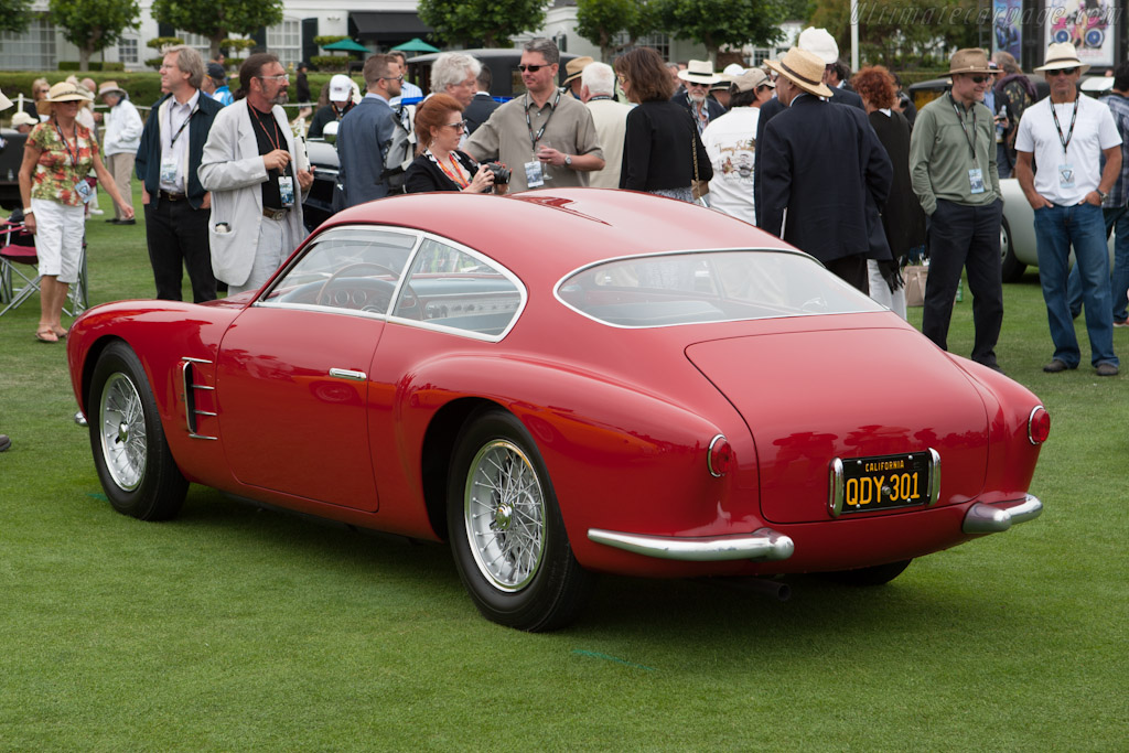 Maserati A6G 2000 Zagato Coupe - Chassis: 2121   - 2012 Pebble Beach Concours d'Elegance