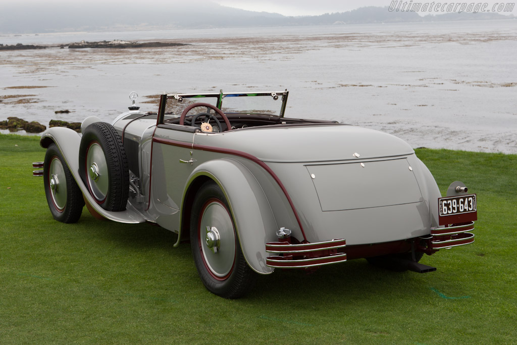 Mercedes-Benz 680 S Saoutchik Torpedo - Chassis: 35949   - 2012 Pebble Beach Concours d'Elegance