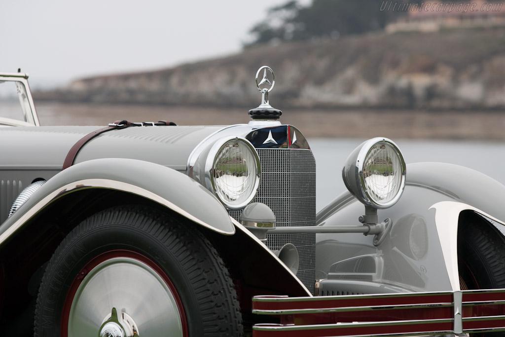 Mercedes-Benz 680 S Saoutchik Torpedo - Chassis: 35949   - 2012 Pebble Beach Concours d'Elegance