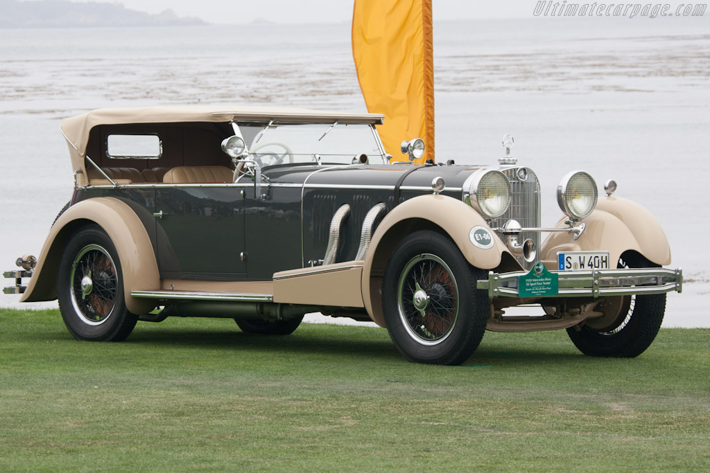 Mercedes-Benz SS Four Seater    - 2012 Pebble Beach Concours d'Elegance