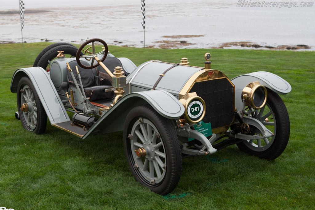 Mercer 35 C Raceabout    - 2012 Pebble Beach Concours d'Elegance