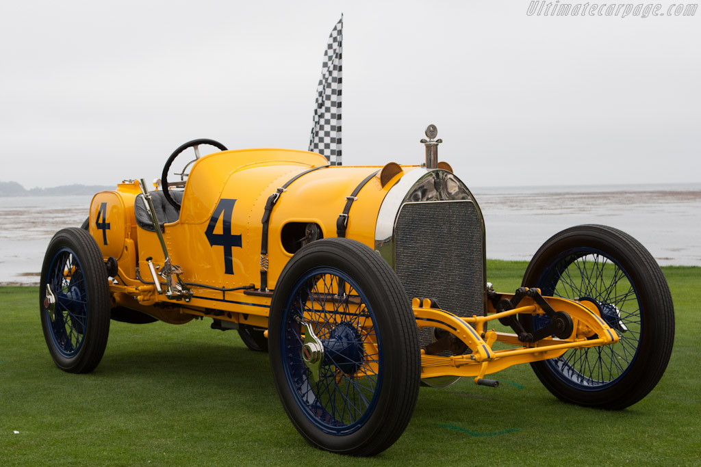 Mercer Model 45 - Chassis: 4  - 2012 Pebble Beach Concours d'Elegance