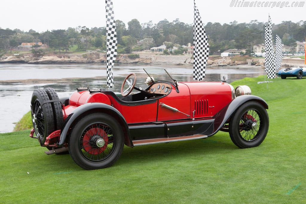 Mercer Series 5 Raceabout    - 2012 Pebble Beach Concours d'Elegance