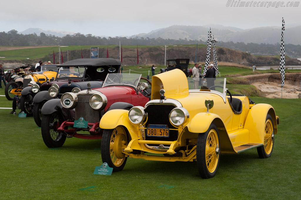 Mercer Series 6 Raceabout    - 2012 Pebble Beach Concours d'Elegance