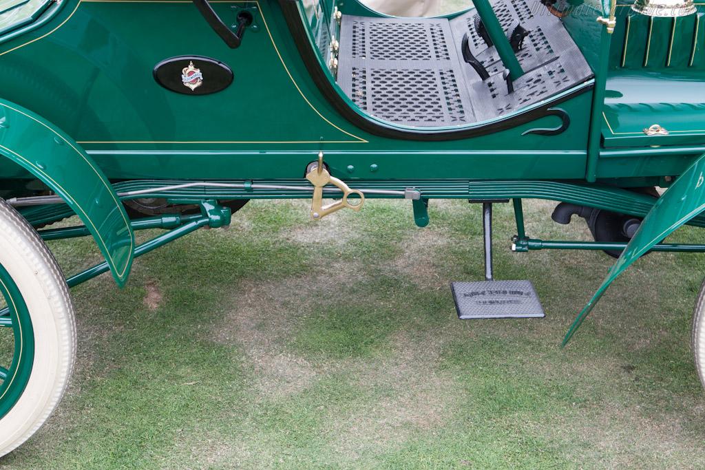Oldsmobile Model N    - 2012 Pebble Beach Concours d'Elegance
