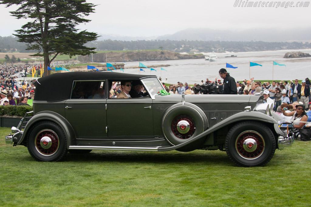 Packard 906 Twin Six Dietrich Convertible Sedan    - 2012 Pebble Beach Concours d'Elegance