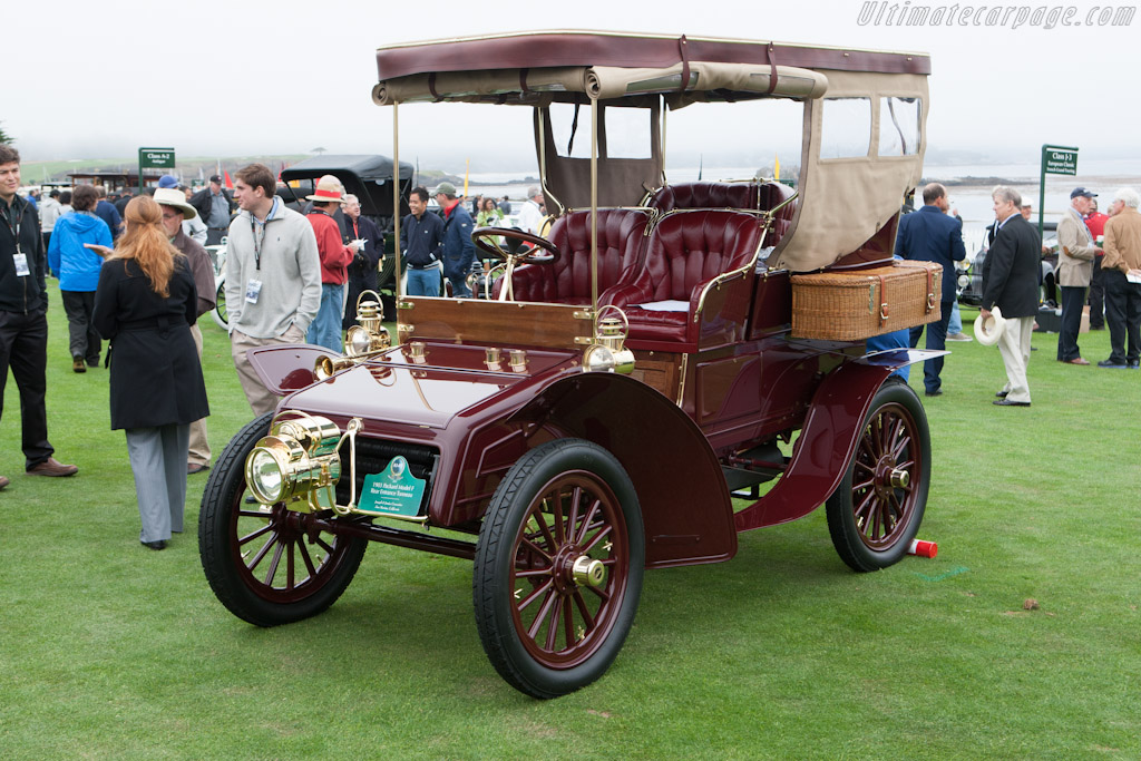 Packard Model F    - 2012 Pebble Beach Concours d'Elegance
