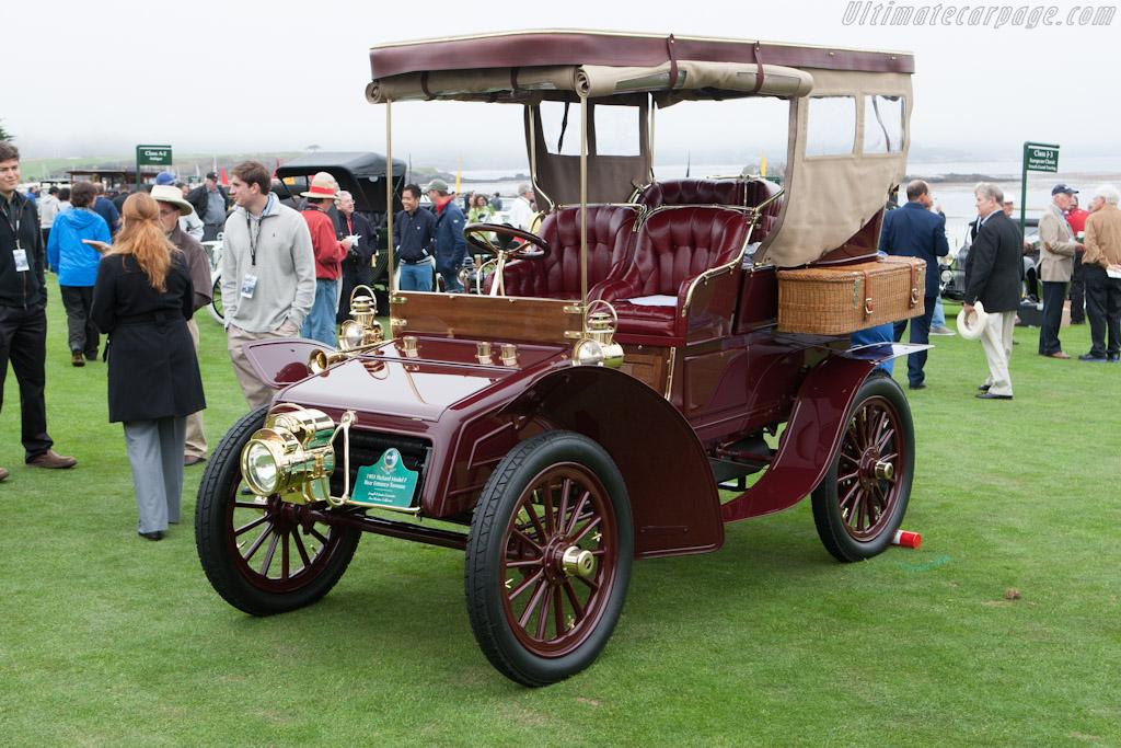 Packard Model F    - 2012 Pebble Beach Concours d'Elegance