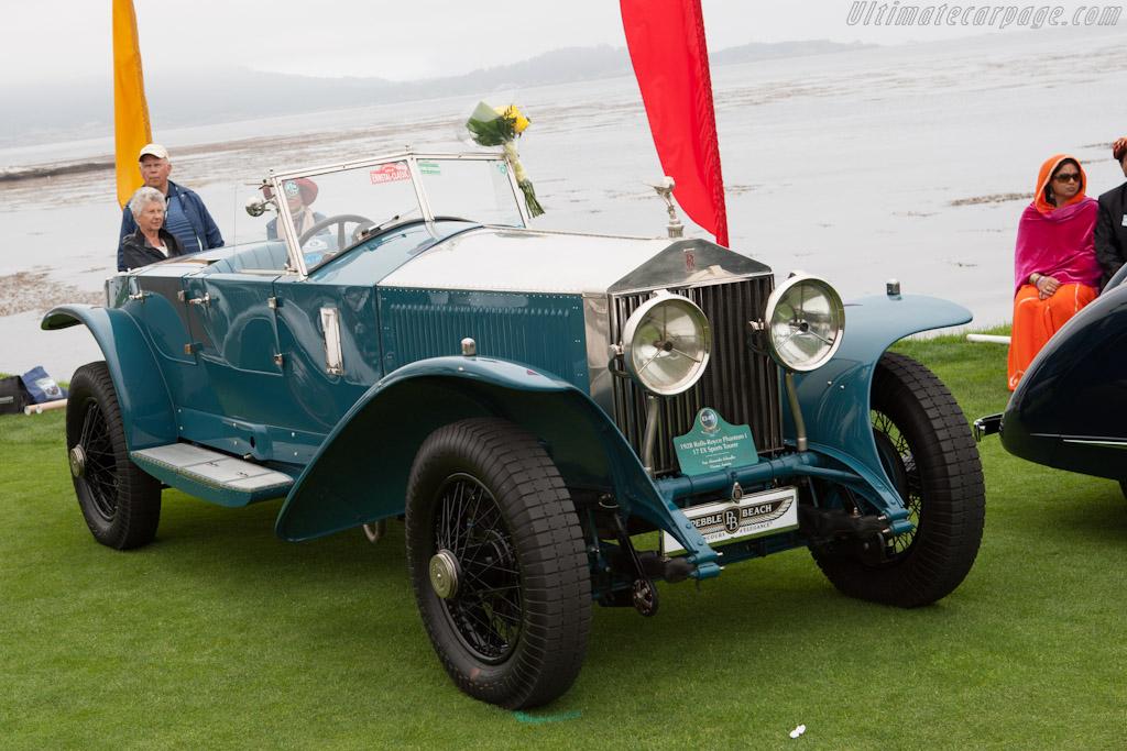 Rolls-Royce Phantom I 17EX Sports Tourer - Chassis: 17EX   - 2012 Pebble Beach Concours d'Elegance