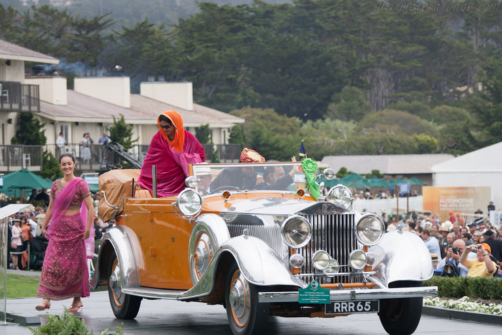 Rolls-Royce Phantom II Thrupp & Maberly All Weather    - 2012 Pebble Beach Concours d'Elegance