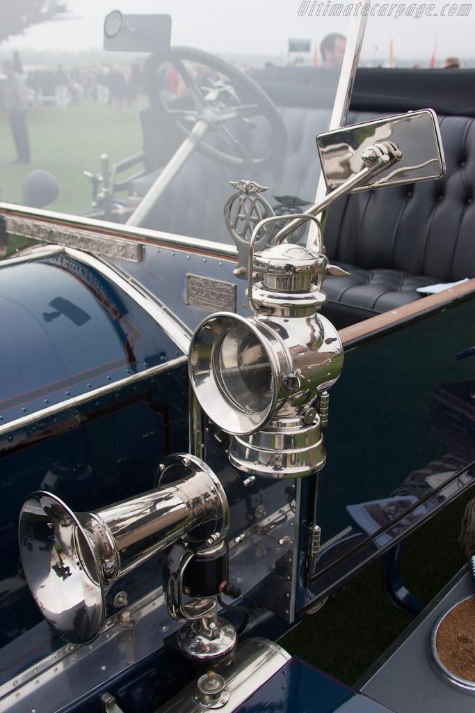 Rolls-Royce Silver Ghost Cann Roadster    - 2012 Pebble Beach Concours d'Elegance