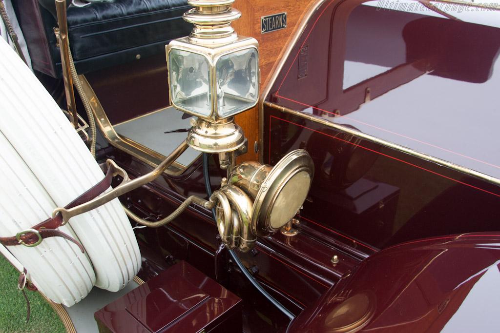 Stearns 30/60 Limousine    - 2012 Pebble Beach Concours d'Elegance