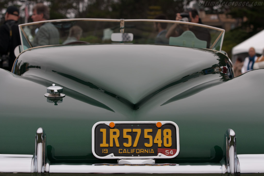 Sterling Gladwin Maverick Sportster    - 2012 Pebble Beach Concours d'Elegance