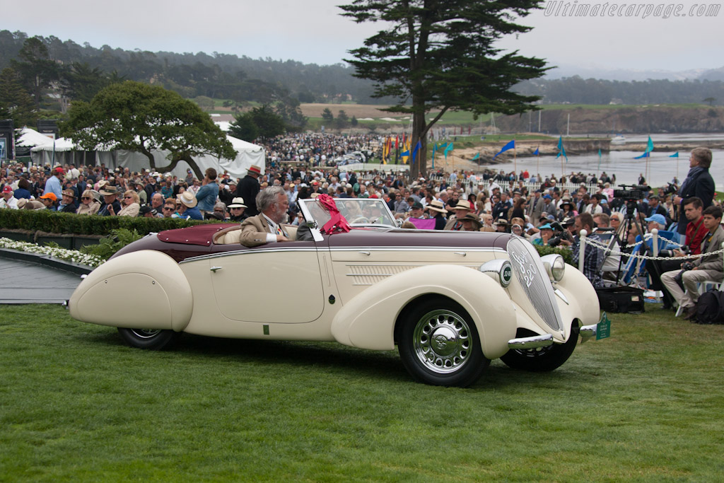 Steyr 220 Glaser Roadster    - 2012 Pebble Beach Concours d'Elegance