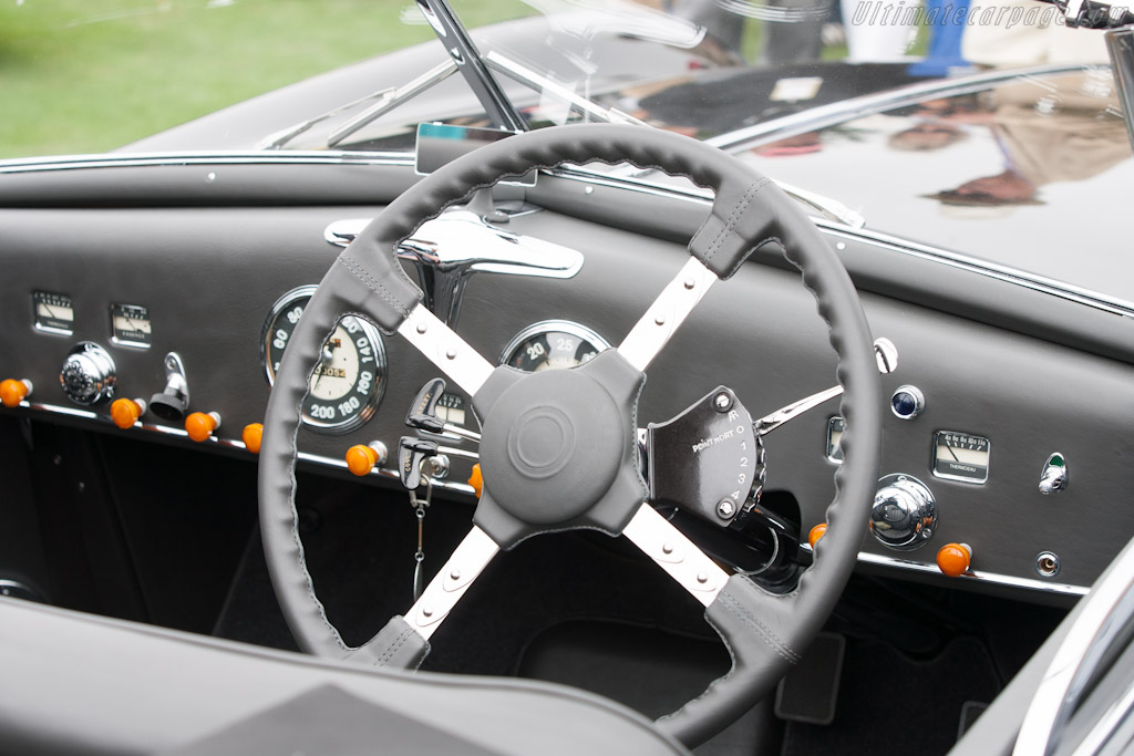 Talbot Lago T26 GS Franay Cabriolet - Chassis: 110121   - 2012 Pebble Beach Concours d'Elegance