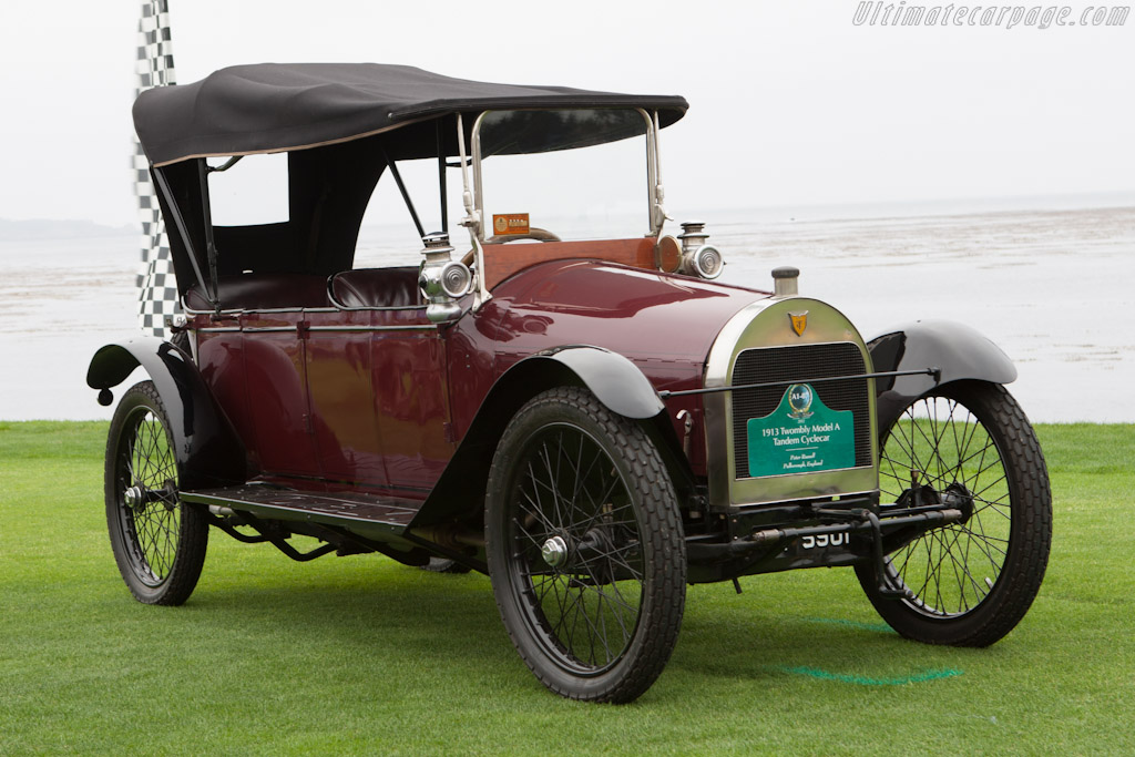 Twombly Model A    - 2012 Pebble Beach Concours d'Elegance