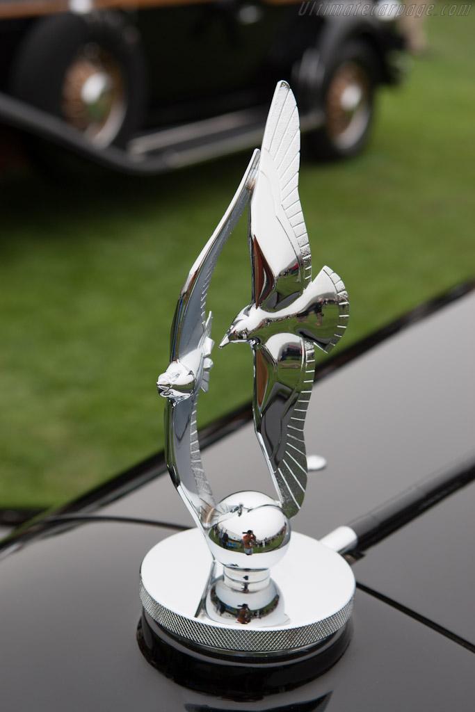 duPont Model G Merrimac Speedster    - 2012 Pebble Beach Concours d'Elegance