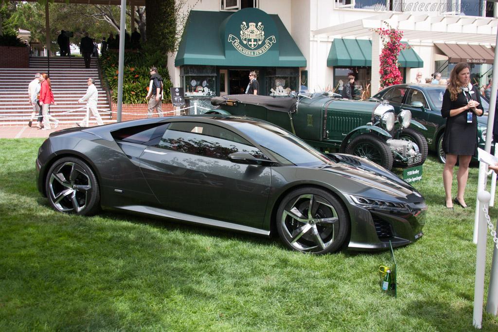 Acura NSX Concept    - 2013 Pebble Beach Concours d'Elegance