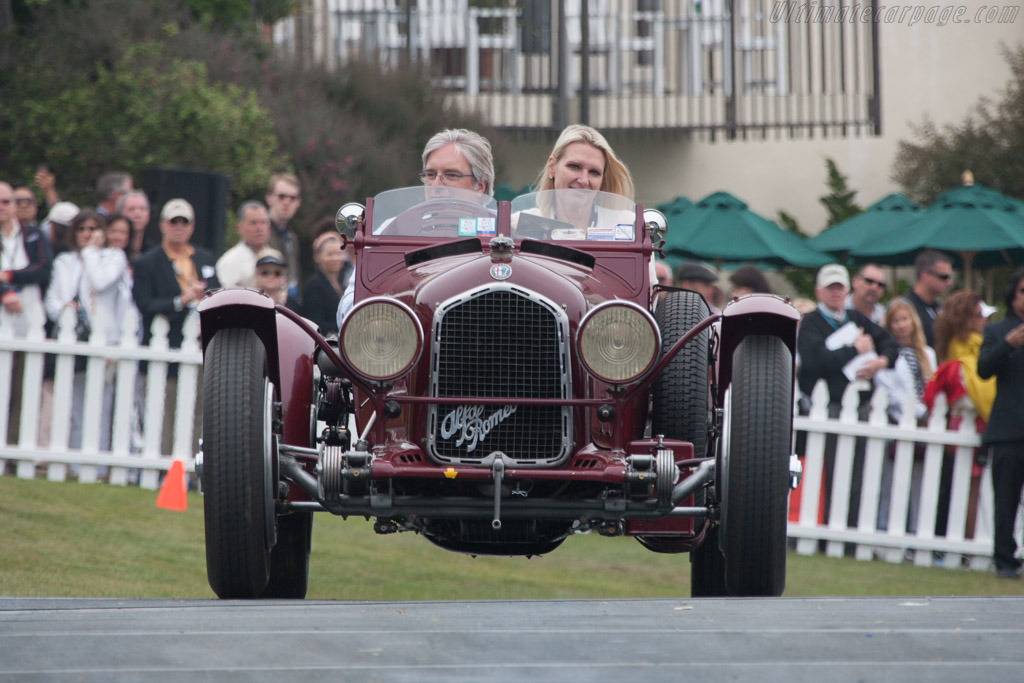 Alfa Romeo Tipo B Biposto - Chassis: 5001 - Entrant: Gregory Whitten  - 2013 Pebble Beach Concours d'Elegance