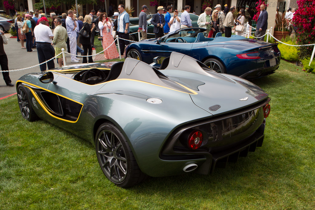 Aston Martin CC100 Speedster - Chassis: 1   - 2013 Pebble Beach Concours d'Elegance