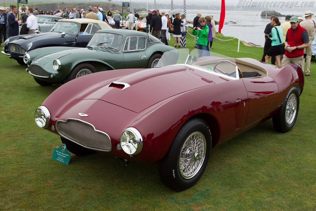 Aston Martin DB2/4 Bertone Roadster - Chassis: LML/502 - Entrant: Bill & Linda Pope  - 2013 Pebble Beach Concours d'Elegance