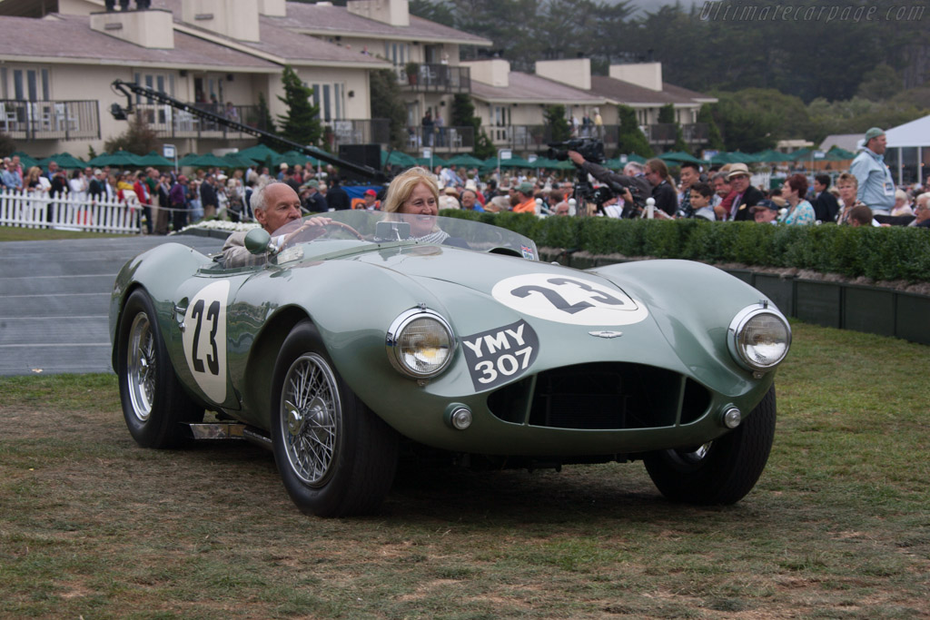 Aston Martin DB3S - Chassis: DB3S/1 - Entrant: Brian Classic  - 2013 Pebble Beach Concours d'Elegance