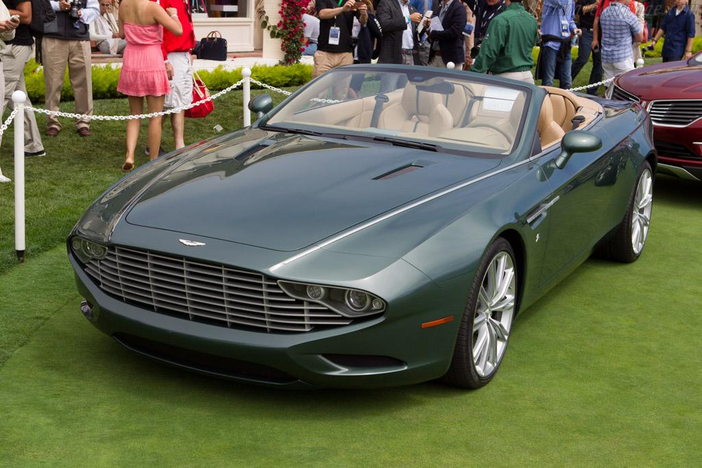 Aston Martin DB9 Zagato Centennial Volante    - 2013 Pebble Beach Concours d'Elegance