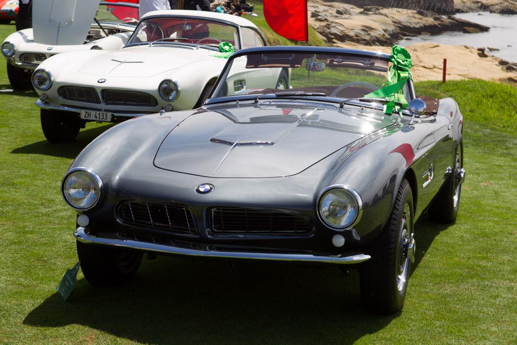 BMW 507 - Chassis: 70048 - Entrant: Jeff Lotman  - 2013 Pebble Beach Concours d'Elegance