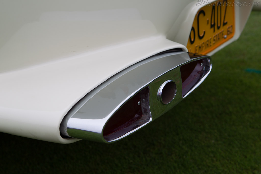 BMW 507 Loewy Pichon & Parat Coupe  - Entrant: The National History Museum of Los Angeles  - 2013 Pebble Beach Concours d'Elegance