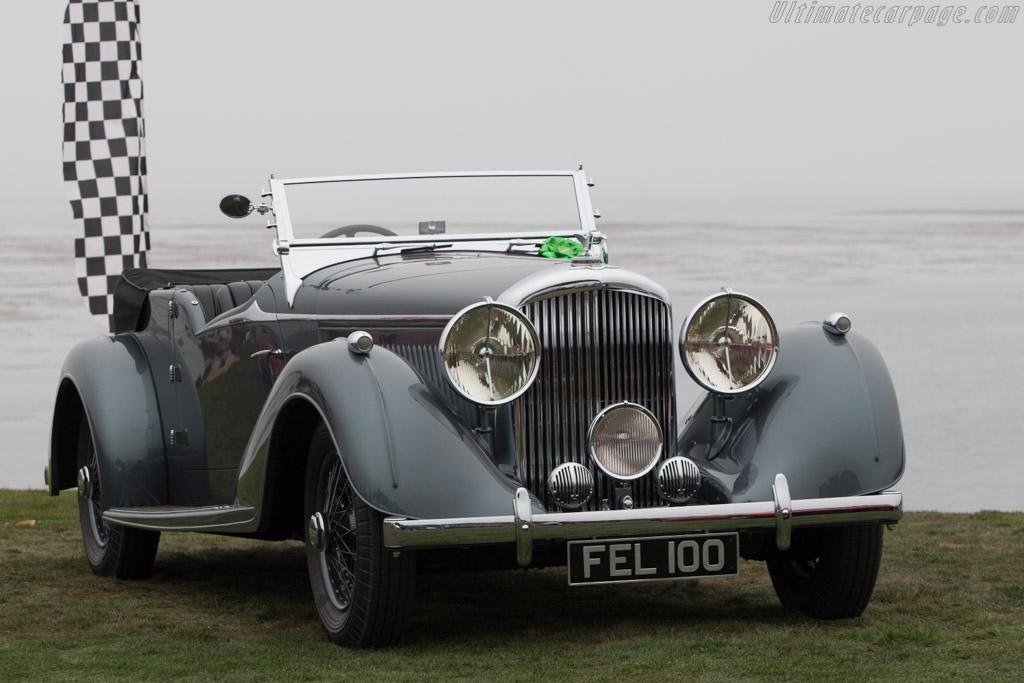 Bentley 4.25 Litre Vanden Plas Tourer - Chassis: B91 MX - Entrant: Peter G. Livanos  - 2013 Pebble Beach Concours d'Elegance