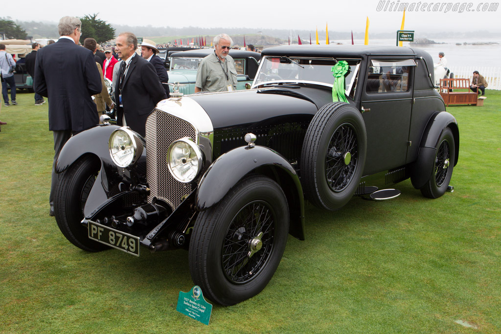 Bentley 6.5 Litre Surbico Sport Coupe - Chassis: TW2713 - Entrant: William E. (Chip) Connor  - 2013 Pebble Beach Concours d'Elegance