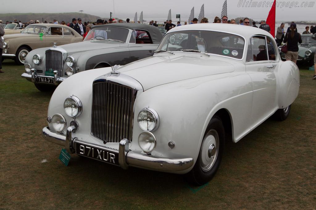 Bentley R Type Continental Mulliner Sports Saloon