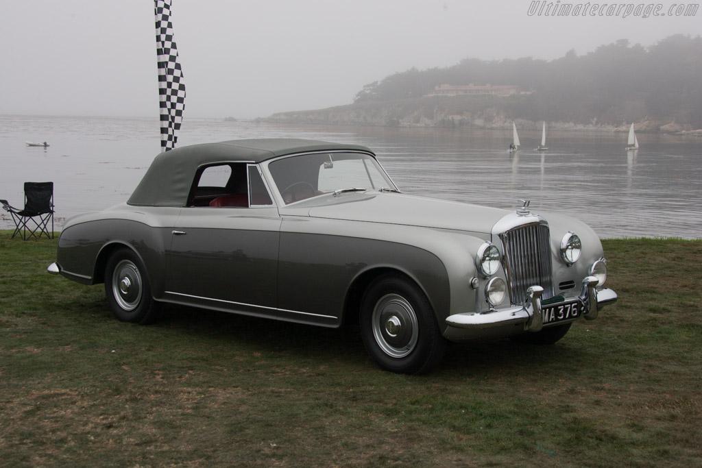 Bentley R-Type Continental Park Ward Drophead Coupe  - Entrant: Peter G. Livanos  - 2013 Pebble Beach Concours d'Elegance
