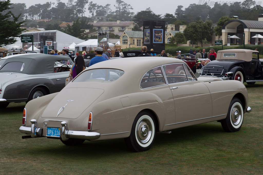 Bentley S1 Continental Mulliner Sports Saloon - Chassis: BC36LAF - Entrant: Robert & Agatha Matteucci  - 2013 Pebble Beach Concours d'Elegance