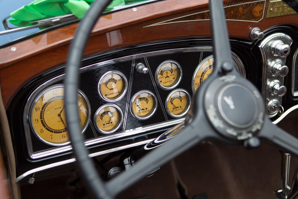 Cadillac 452C Fleetwood Convertible Sedan  - Entrant: Stephen Brauer  - 2013 Pebble Beach Concours d'Elegance