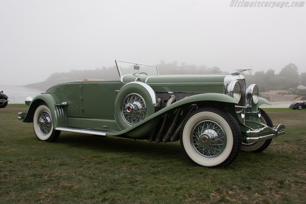 Concours D Elegance >> Duesenberg J Murphy Convertible Coupe - Chassis: J-429 ...