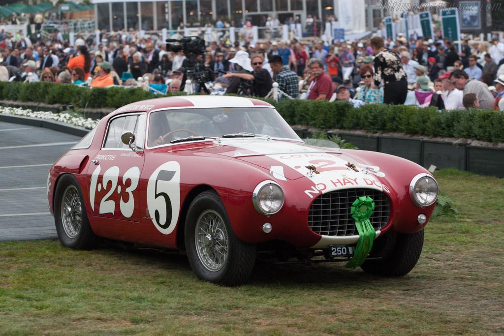 Ferrari 250 MM - Chassis: 0352MM - Entrant: Nick Mason  - 2013 Pebble Beach Concours d'Elegance