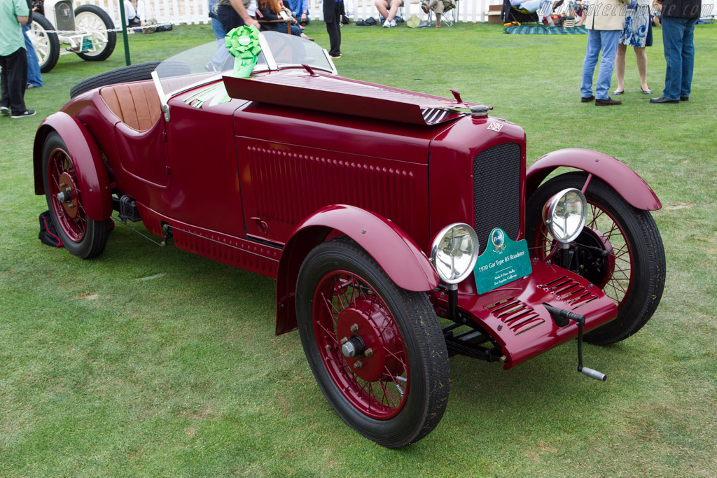 Gar Type B5 Roadster - Chassis: 795 - Entrant: Merle & Peter Mullin  - 2013 Pebble Beach Concours d'Elegance