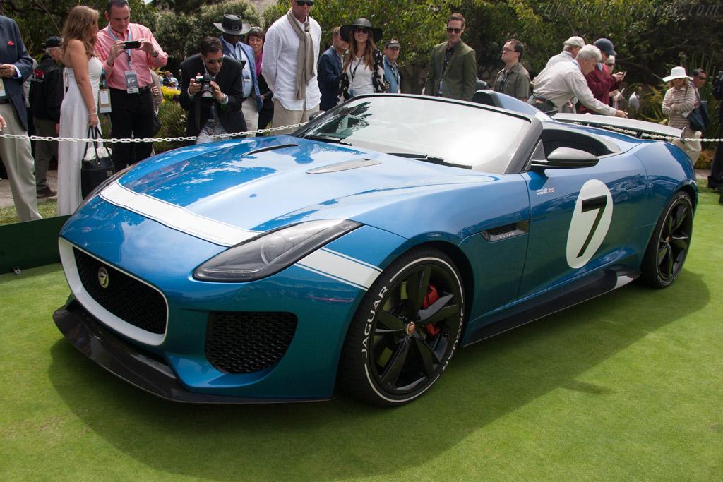 Jaguar Project 7   - 2013 Pebble Beach Concours d'Elegance