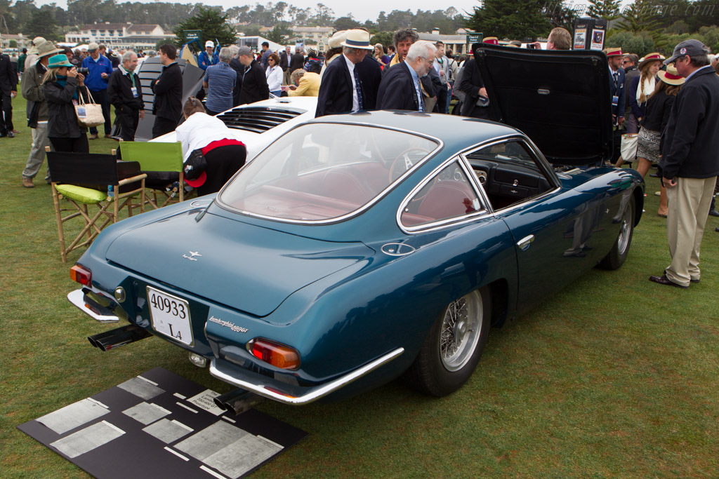 Lamborghini 350 GT - Chassis: 0105 - Entrant: Georg Gebhard  - 2013 Pebble Beach Concours d'Elegance
