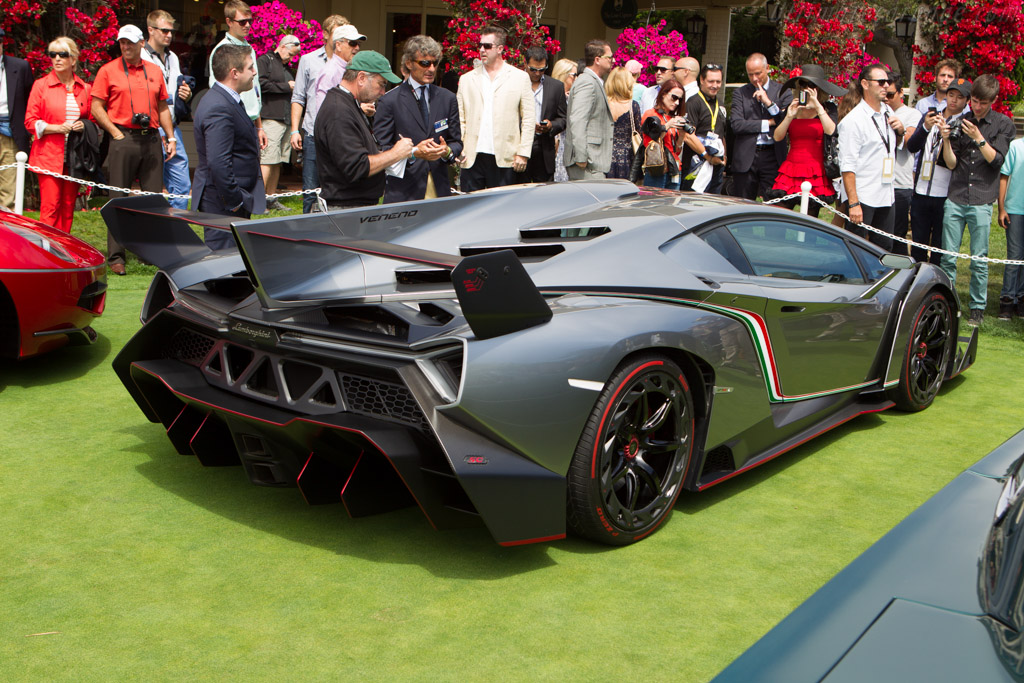 Lamborghini Veneno    - 2013 Pebble Beach Concours d'Elegance